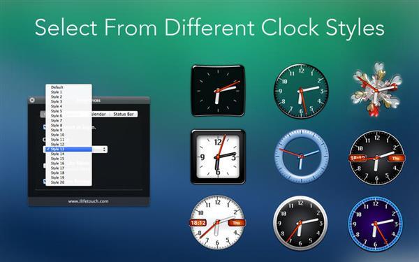 dock-clock
