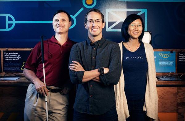 Facebook - equipe de acessibilidade