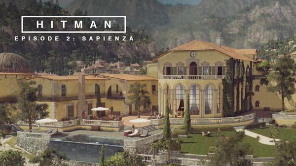 Hitman - Episódio 2 - Sapienza