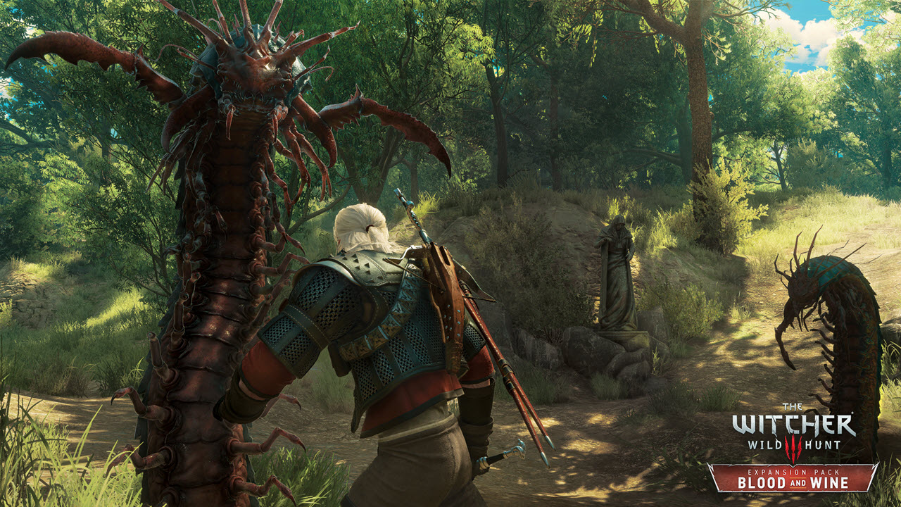 The Witcher 3 - Blood and Wine - Screenshot