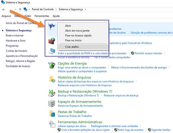 Windows 10 - Configurações