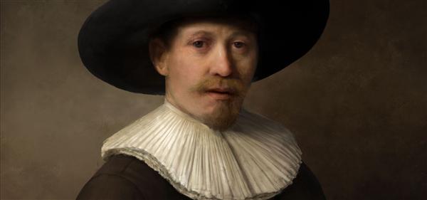 Nem a mãe de Rembrandt perceberia a diferença!
