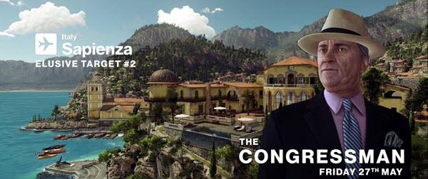 Hitman - Alvo Elusivo - Congressman