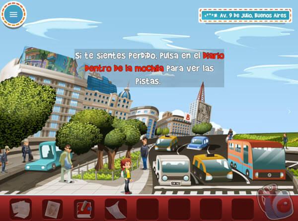 Game - Un Viaje por América Del Sur