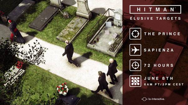 Hitman - Terceiro alvo elusivo