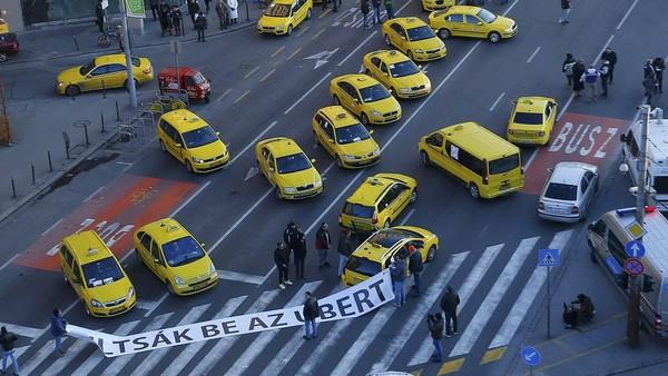 Uber - Hungria
