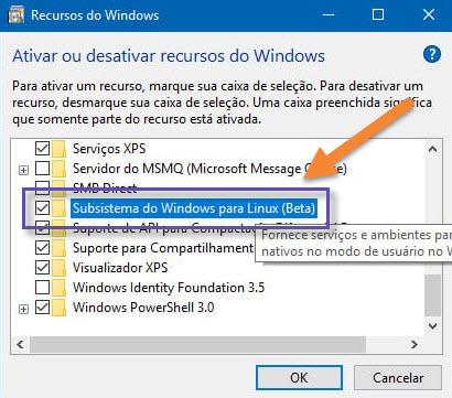 Windows 10 - Bash Linux
