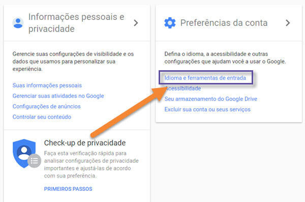 Google Now - Lembretes pelo PC