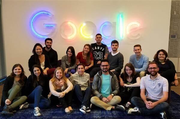 google-estagiarios