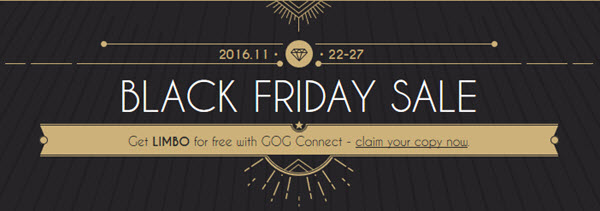 GOG - Black Friday
