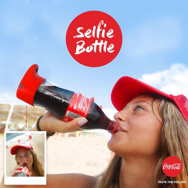 coke-selfie