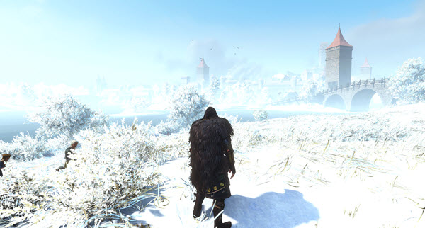 The Witcher 3 - Mod The Winter is Coming