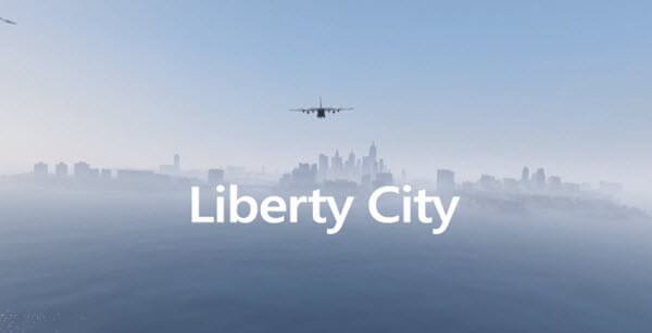 GTA V - Mod - Liberty City