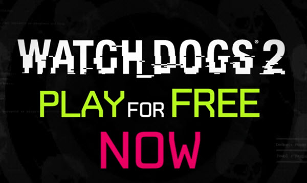 Watch Dogs 2 -Demo