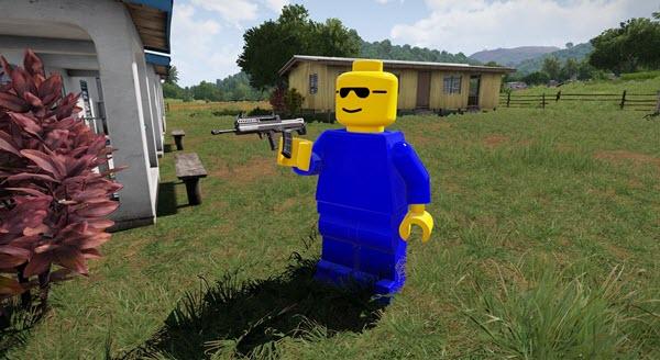 Arma 3 - Lego