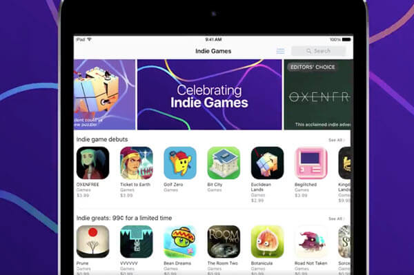 Apple - App Store Indie Games
