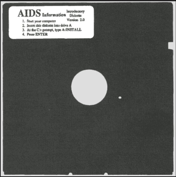 aids-diskette