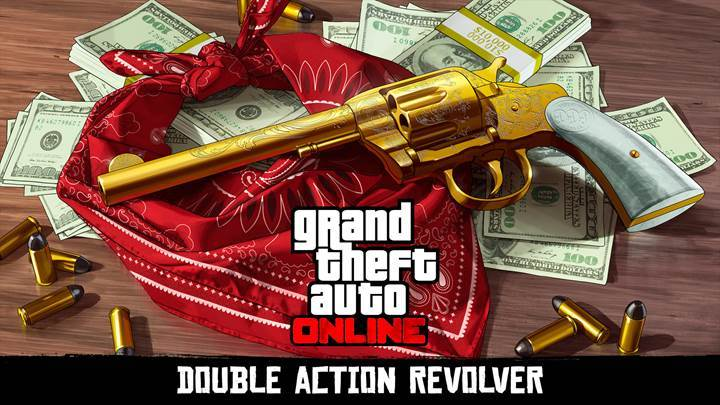GTA Online - Red Dead Redemption 2