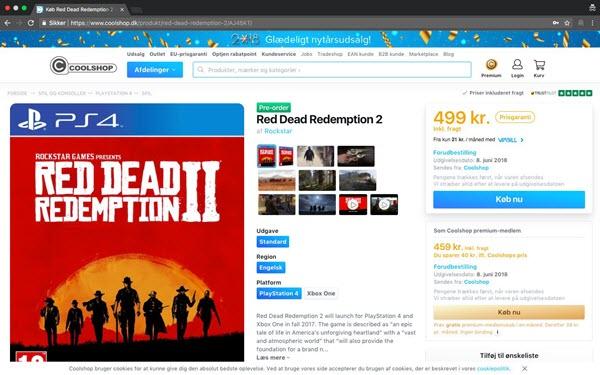 Red Dead Redemption 2 - Vazamento